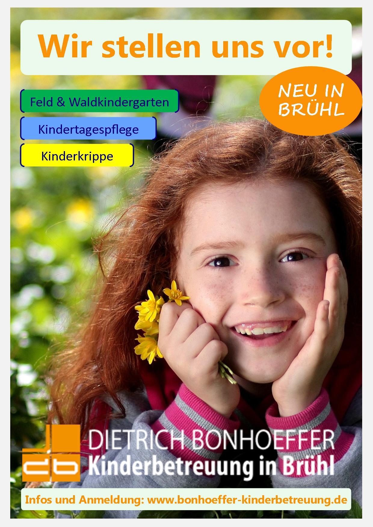 Wir-stellen-uns-vor-Bonhoeffer-Kinderbetreuung-Brühl-Poster