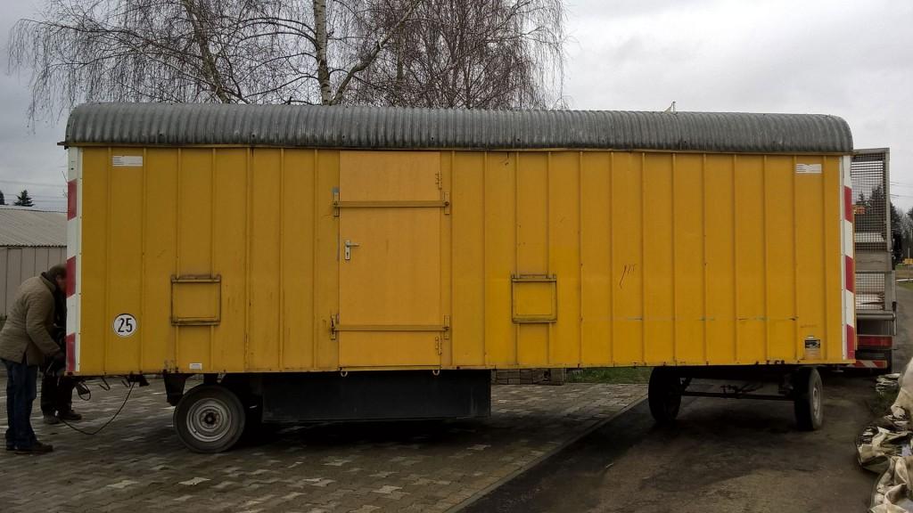 Bauwagen#2